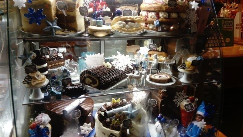 Φανταχτερά κέικ στοκ φωτογραφία με δικαίωμα ελεύθερης χρήσης