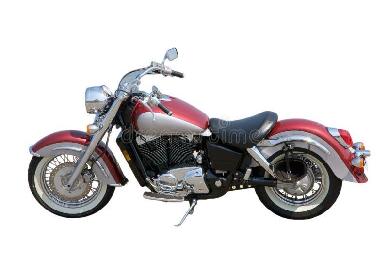 φανταχτερή μοτοσικλέτα στοκ εικόνες