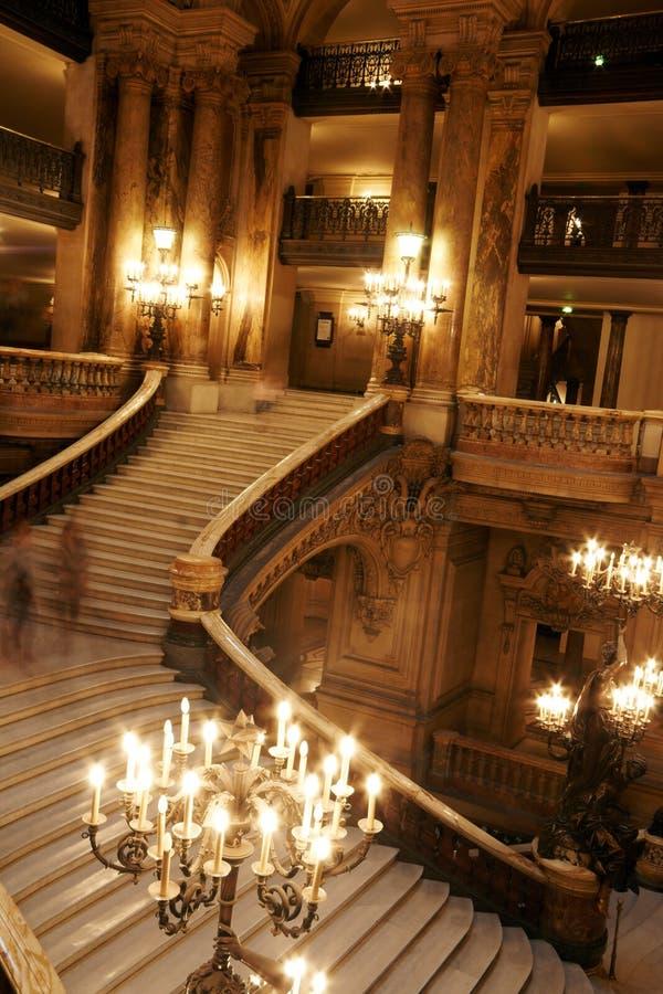 φανταχτερό παλάτι στοκ εικόνα