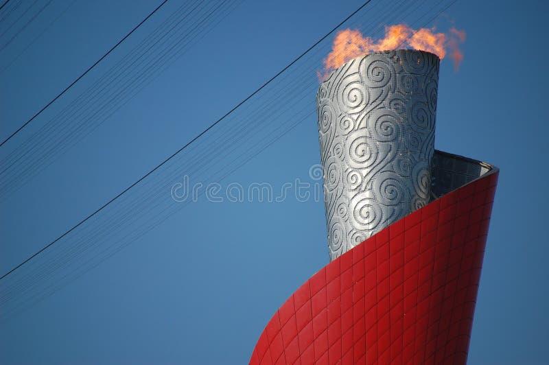 Download φανός εκδοτική φωτογραφία. εικόνα από ολυμπιακός, στάδιο - 13183612