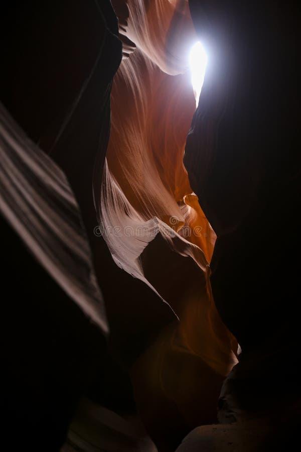 Φαράγγι αυλακώσεων στην Αριζόνα στοκ φωτογραφίες με δικαίωμα ελεύθερης χρήσης