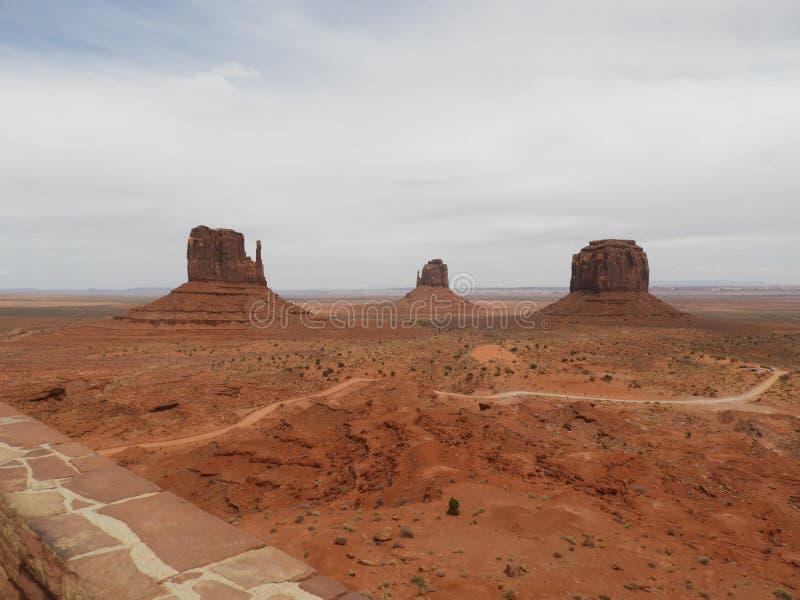 Φαράγγι ερήμων της Αριζόνα Γιούτα κοιλάδων μνημείων στοκ φωτογραφία με δικαίωμα ελεύθερης χρήσης