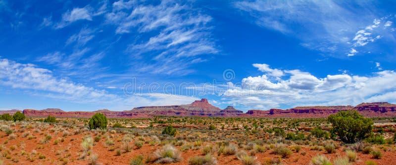 Φαράγγι Cloudscape Frye στοκ εικόνα με δικαίωμα ελεύθερης χρήσης