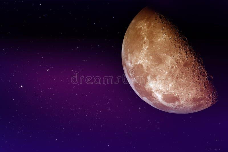 φεγγάρι μας ελεύθερη απεικόνιση δικαιώματος