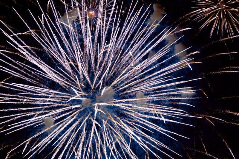 Φεστιβάλ 2018 πυροτεχνημάτων φθινοπώρου Chofu στοκ εικόνες