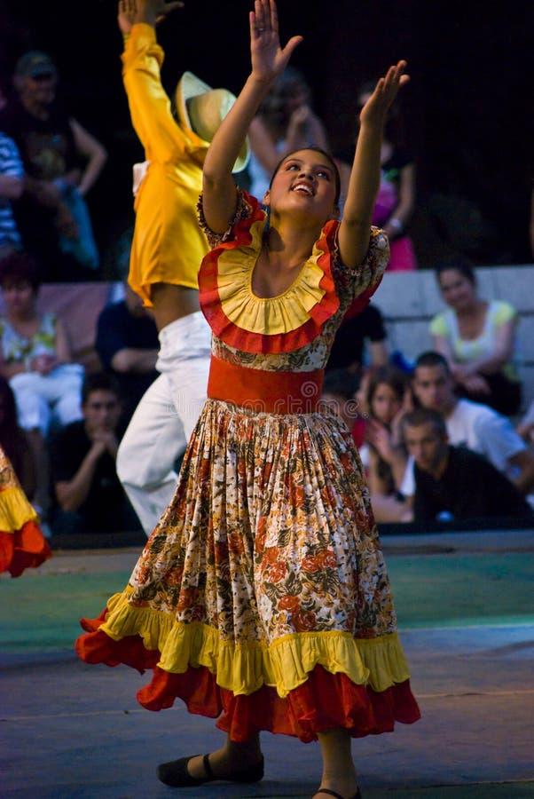 Φεστιβάλ Folklor στοκ εικόνες