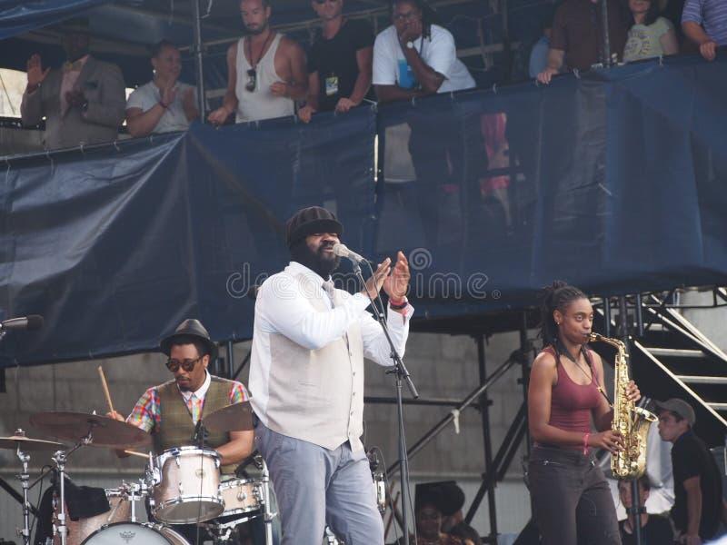 Φεστιβάλ του Νιούπορτ Jazz στοκ φωτογραφίες