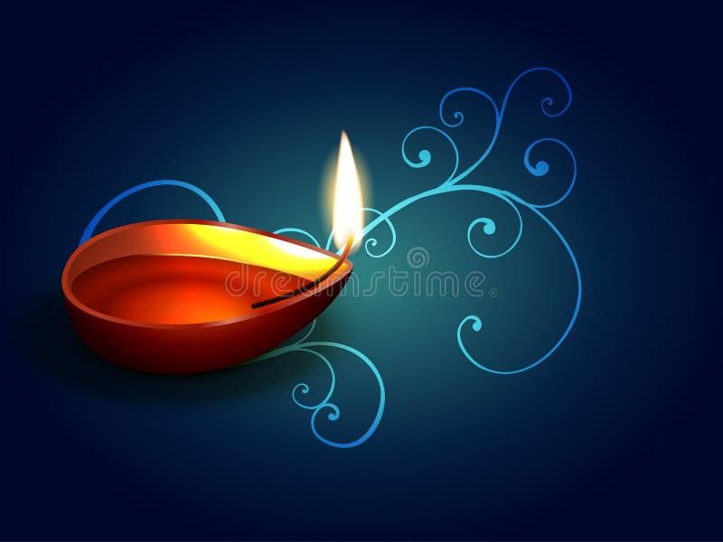 Φεστιβάλ Diwali απεικόνιση αποθεμάτων