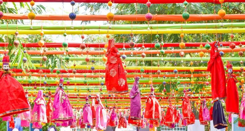 Φεστιβάλ Jaipur λογοτεχνίας στοκ φωτογραφία με δικαίωμα ελεύθερης χρήσης