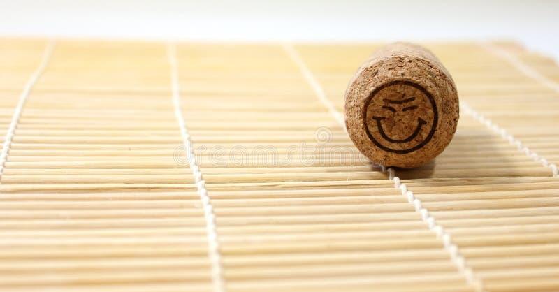 Φελλός από το κρασί στοκ εικόνα