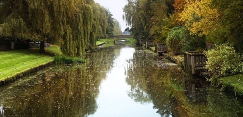 φθινόπωρο Ολλανδία στοκ εικόνες με δικαίωμα ελεύθερης χρήσης