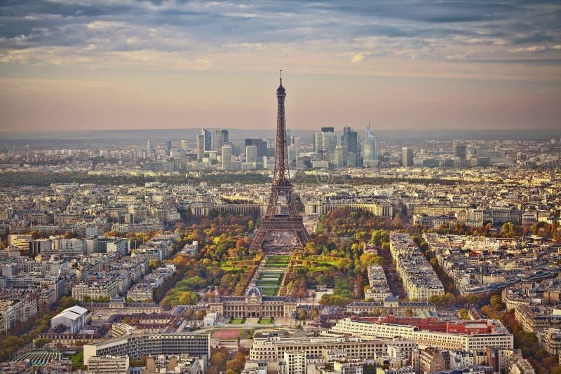 φθινόπωρο Παρίσι στοκ φωτογραφία
