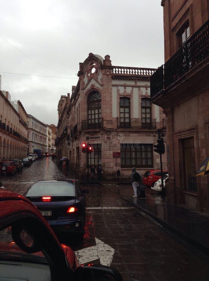 Φθινόπωρο στην πόλη στοκ φωτογραφία