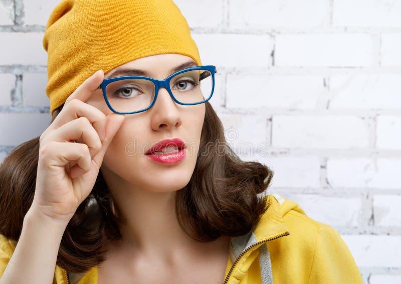 Φθορά των γυαλιών στοκ εικόνες