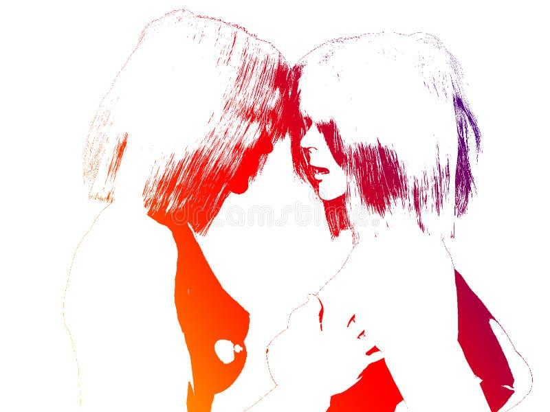 Φιλί 3 Στοκ φωτογραφίες με δικαίωμα ελεύθερης χρήσης
