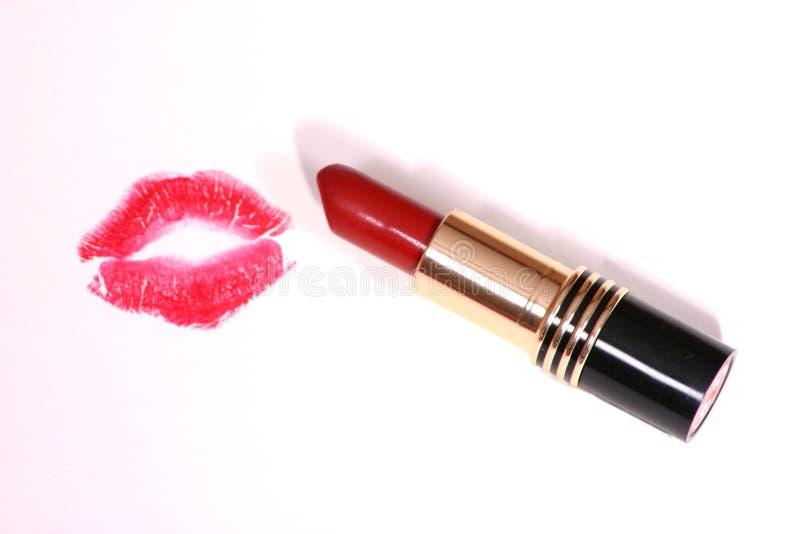 Download φιλί lipsick στοκ εικόνες. εικόνα από σύμβολο, κραγιόν, smooch - 99616