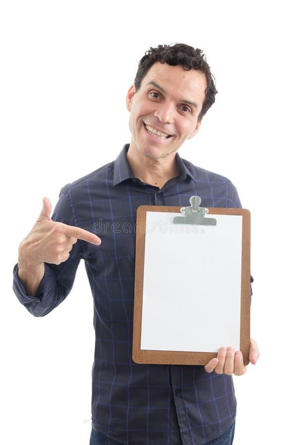 Φιλικά σημεία ατόμων στην κενή περιοχή αποκομμάτων Το πρόσωπο φορά τη DA στοκ φωτογραφία με δικαίωμα ελεύθερης χρήσης