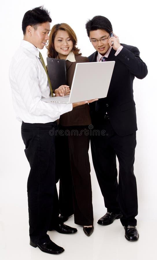 Φιλική επιχείρηση στοκ φωτογραφίες