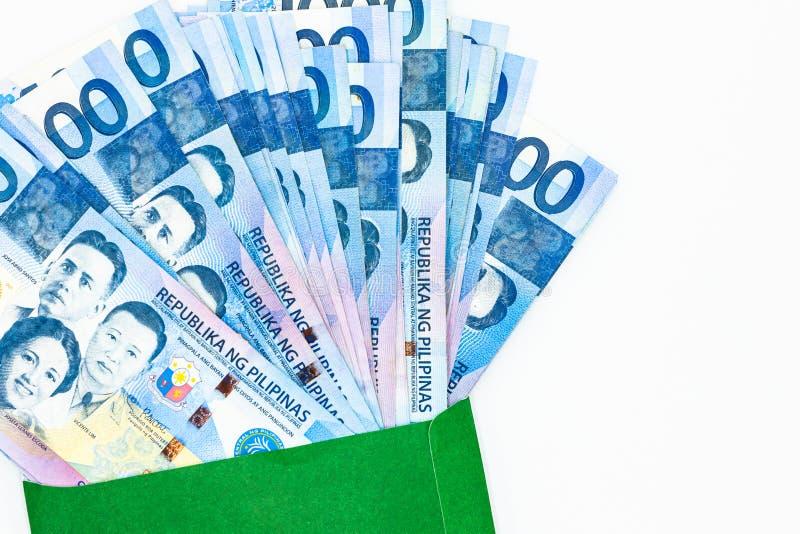 Φιλιππινέζικος λογαριασμός 1000 πέσων, νόμισμα χρημάτων των Φιλιππινών, φιλιππινέζικο υπόβαθρο λογαριασμών χρημάτων στοκ εικόνα με δικαίωμα ελεύθερης χρήσης