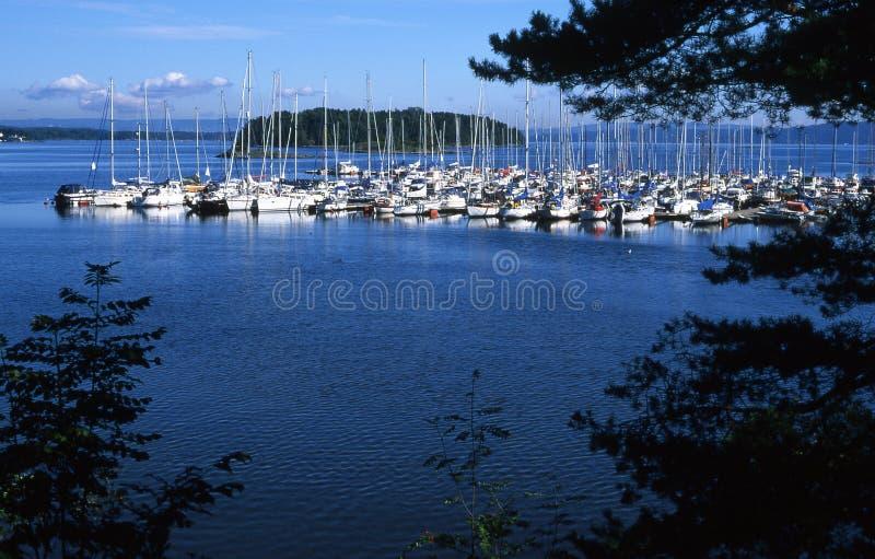 Download φιορδ Όσλο στοκ εικόνα. εικόνα από φιορδ, θάλασσα, μαρίνα - 386561