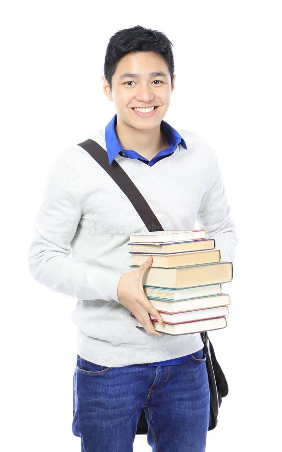 Φιλομαθής σπουδαστής στοκ εικόνα με δικαίωμα ελεύθερης χρήσης