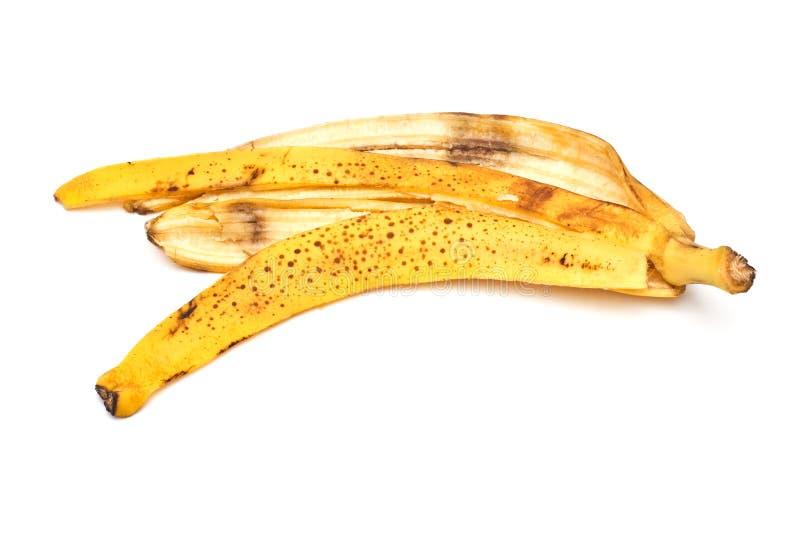 φλούδα μπανανών στοκ εικόνες