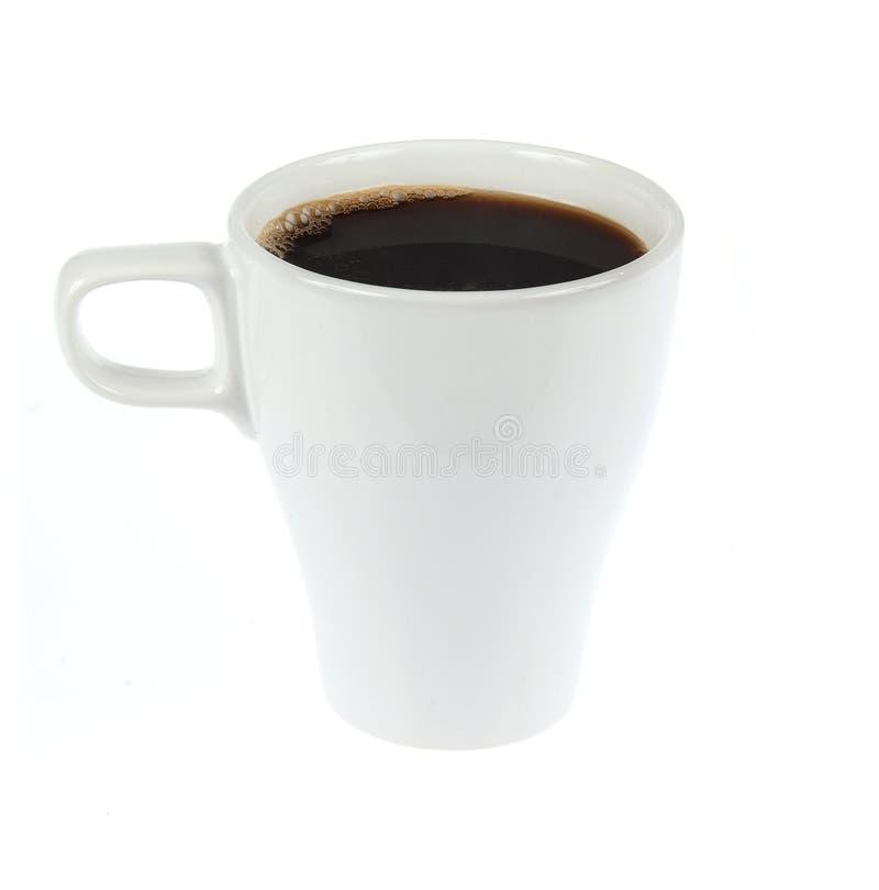 Φλυτζάνι καφέ που απομονώνεται στοκ εικόνα με δικαίωμα ελεύθερης χρήσης