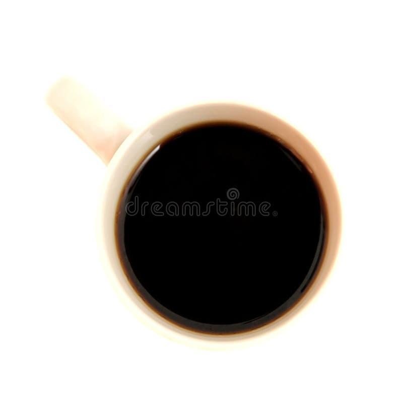 φλυτζάνι καφέ φρέσκο στοκ εικόνες