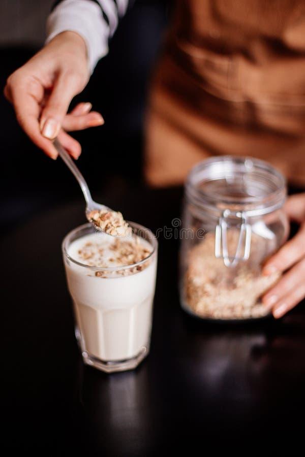 Φλυτζάνι Raf καφέ στοκ φωτογραφία