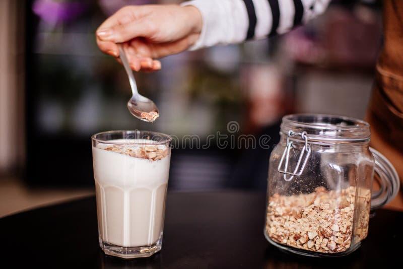 Φλυτζάνι Raf καφέ στοκ φωτογραφίες με δικαίωμα ελεύθερης χρήσης