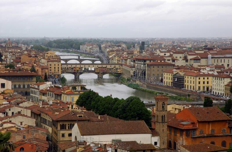 Download Φλωρεντία στοκ εικόνα. εικόνα από ιταλία, ποταμός, παλαιός - 106089