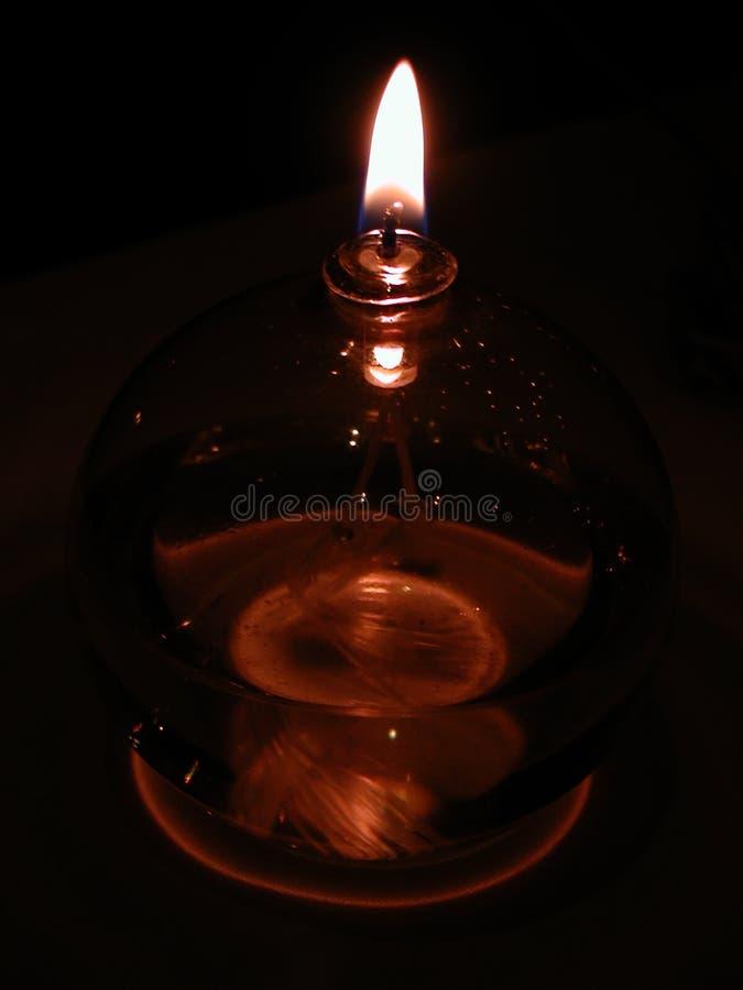 φλόγα κατακόρυφα Στοκ φωτογραφία με δικαίωμα ελεύθερης χρήσης