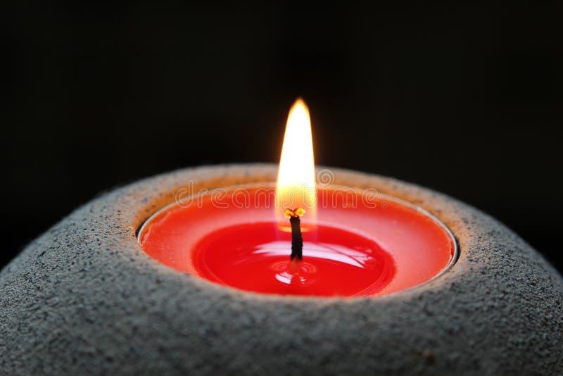 φλόγα κεριών στοκ φωτογραφία με δικαίωμα ελεύθερης χρήσης