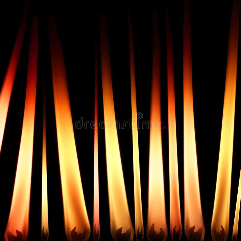 Download φλόγες κεριών στοκ εικόνες. εικόνα από κερί, θερμός, κλείστε - 1546310