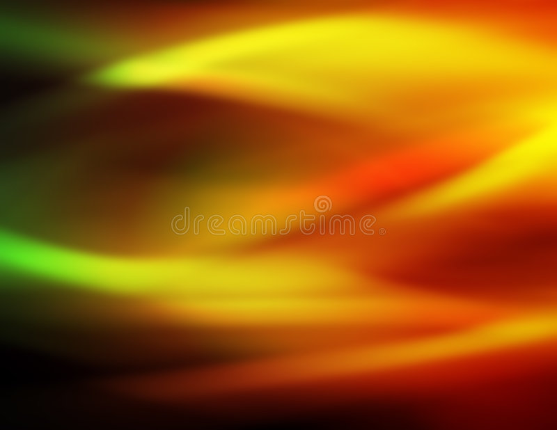 φλόγες διανυσματική απεικόνιση