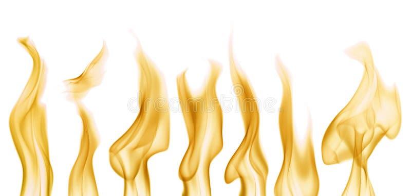 φλόγες στοκ φωτογραφία με δικαίωμα ελεύθερης χρήσης