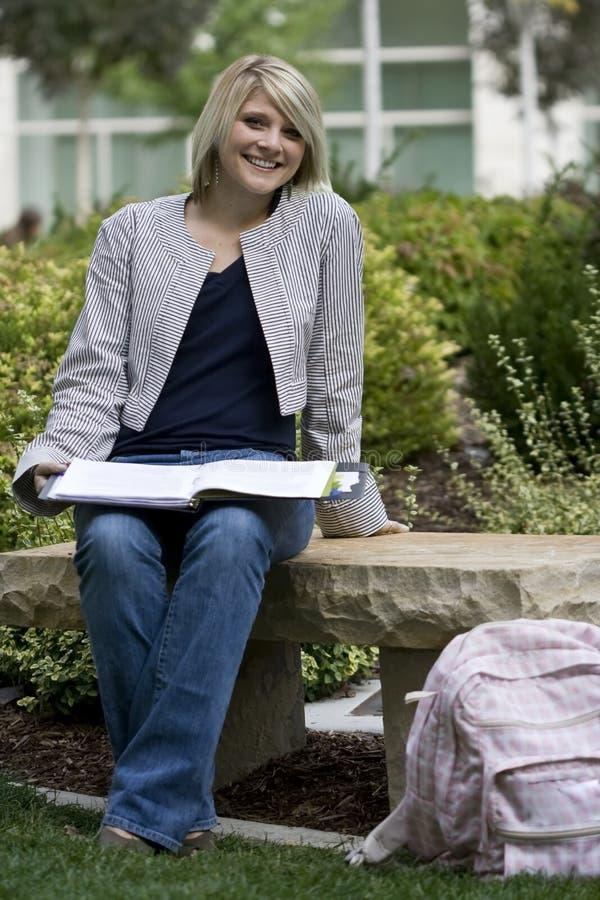 φοιτητής πανεπιστημίου στοκ εικόνες