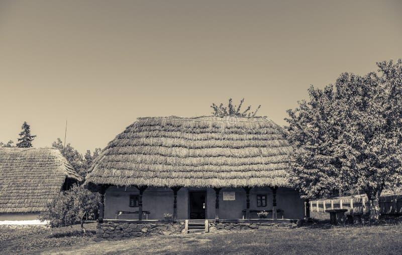 Φοράδα Satului DIN Baia Muzeul - αγροτική περιοχή στοκ φωτογραφία με δικαίωμα ελεύθερης χρήσης