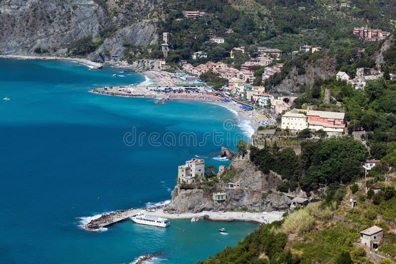 Φοράδα Al Monterosso, Λιγυρία, βόρεια Ιταλία στοκ εικόνες με δικαίωμα ελεύθερης χρήσης