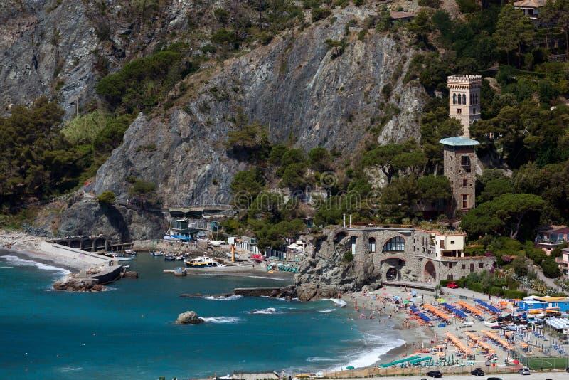 Φοράδα Al Monterosso, Λιγυρία, βόρεια Ιταλία στοκ εικόνα με δικαίωμα ελεύθερης χρήσης