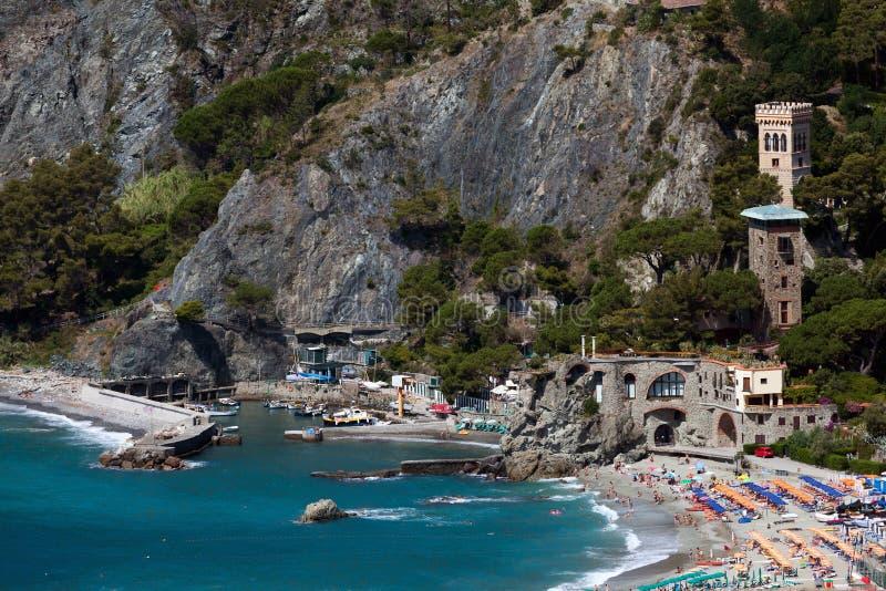 Φοράδα Al Monterosso, Λιγυρία, βόρεια Ιταλία στοκ εικόνες