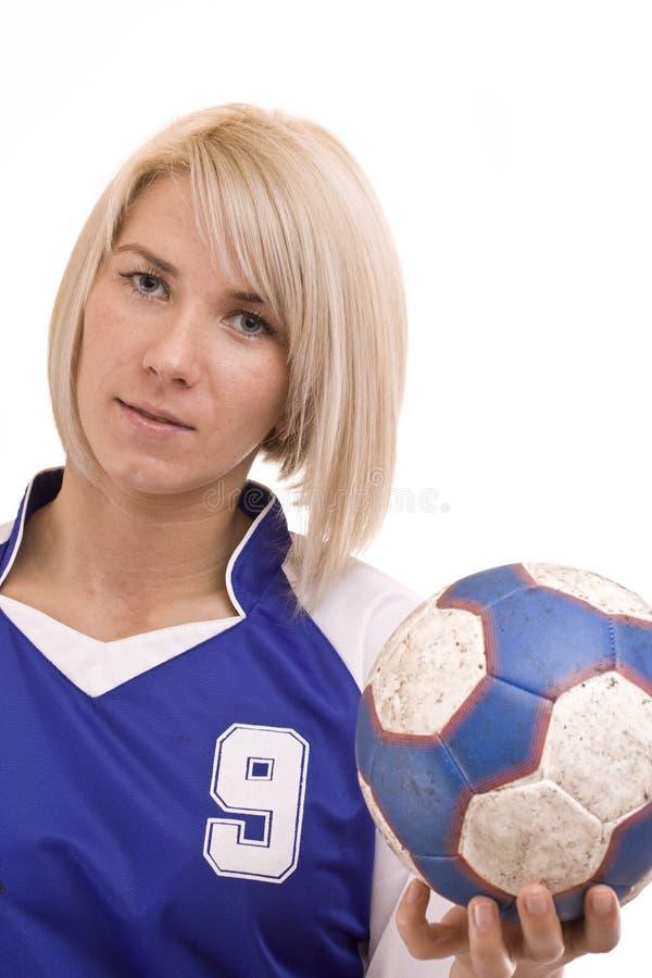 Download φορέας χάντμπολ στοκ εικόνα. εικόνα από αθλητισμός, αθλητών - 17056419