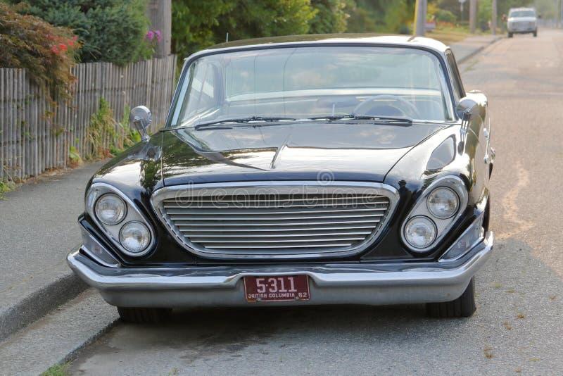 1962 φορείο Chrysler Windsor στοκ εικόνα με δικαίωμα ελεύθερης χρήσης