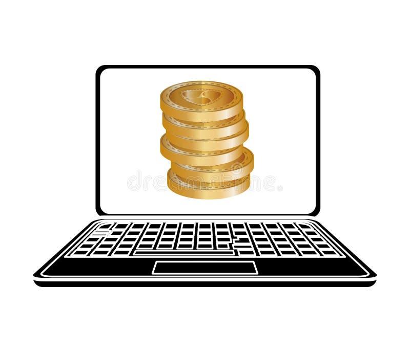 Φορητός προσωπικός υπολογιστής με nem ελεύθερη απεικόνιση δικαιώματος