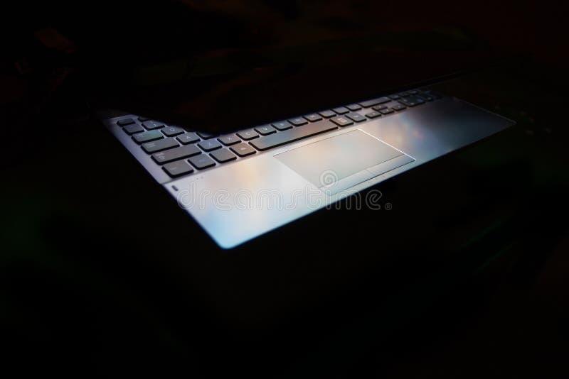 Φορητός υπολογιστής lap-top στοκ φωτογραφία