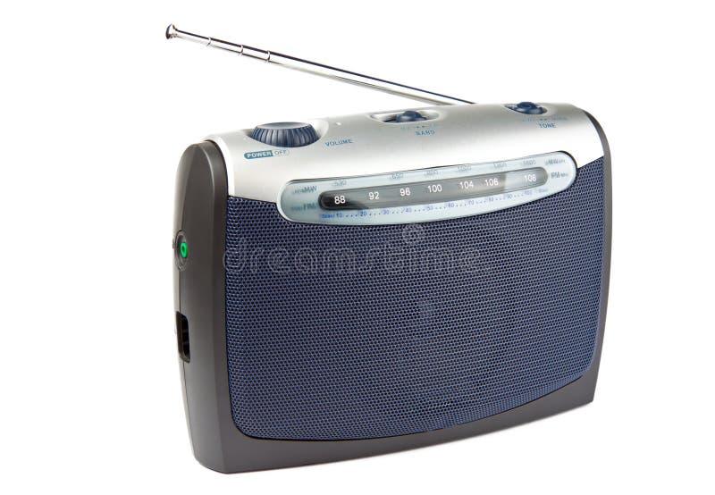 φορητό ραδιόφωνο στοκ φωτογραφία με δικαίωμα ελεύθερης χρήσης