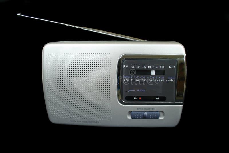 φορητό ραδιόφωνο στοκ εικόνα
