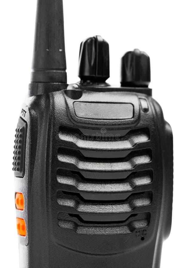 Φορητό Walkie-talkie ραδιοφώνων στοκ εικόνα με δικαίωμα ελεύθερης χρήσης