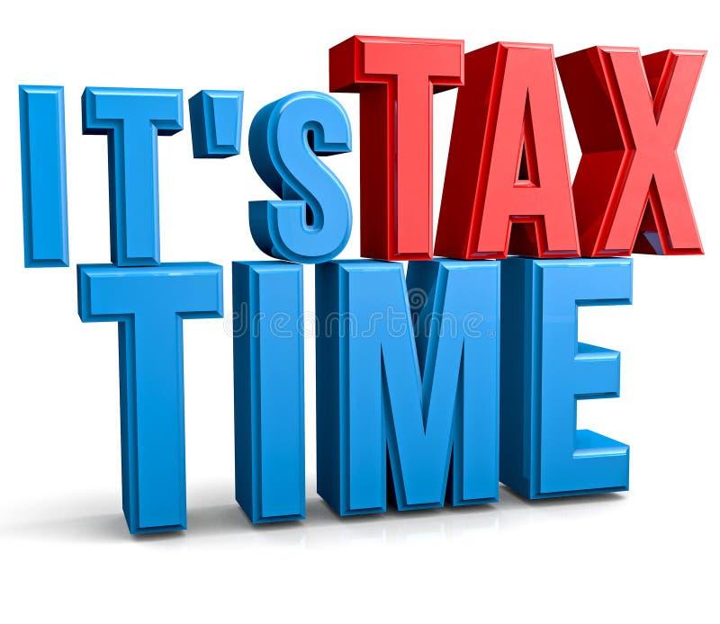 φορολογικός χρόνος ελεύθερη απεικόνιση δικαιώματος