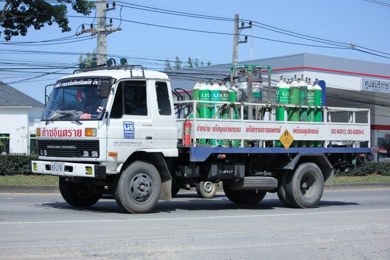 Download Φορτηγό αερίου Lanna βιομηχανικό Gases Company Εκδοτική εικόνα - εικόνα από αέριο, προπάνιο: 62709370